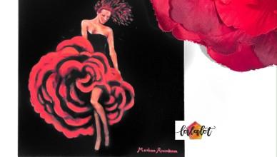 lalalot-geplaatste-spanish-rose